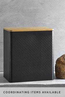 Embossed Bread Bin