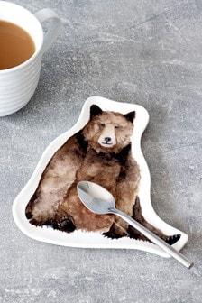 Bear Spoon Rest