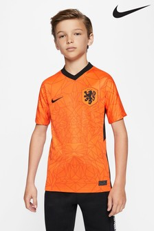 Nike Home Netherlands Football Shirt