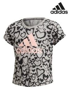 adidas Heart T-Shirt