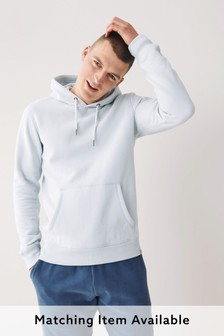 Light Blue Overhead Hoody Jersey
