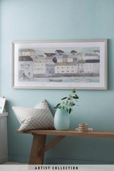 Artist Collection Seafarer by Hannah Cole Framed Art