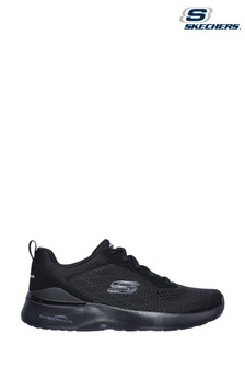Skechers® Black Skech-Air Dynamight Top Prize Trainers