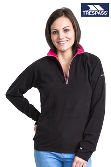 Trespass Black Skylar Fleece