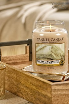 Yankee Candle Classic Large Warm Cashmere Candle