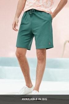 Teal Lightweight Shorts