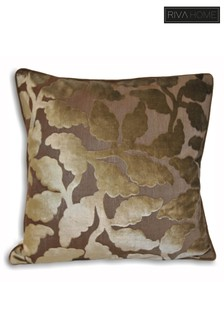 Delano Faux Velvet Cushion by Riva Home