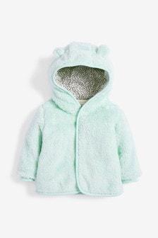 Mint Cosy Fleece Jacket (0mths-2yrs)