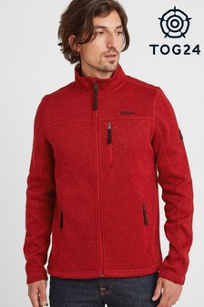 Tog 24 Sedman Knitlook Mens Fleece Jacket