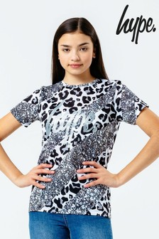 Hype. Glitter Animal T-Shirt
