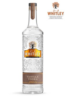 Vanilla Vodka 70cl by JJ Whitley