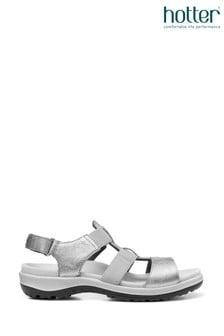 Hotter Stride Touch Fastening Open Sandals