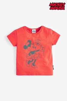 Red Minnie Mouse™ T-Shirt (3mths-7yrs)