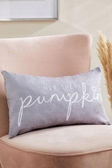 Hey There Pumpkin Cushion