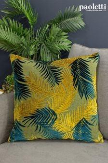 Palm Grove Cushion by Riva Paoletti