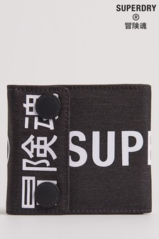 Superdry Detroit Popper Wallet