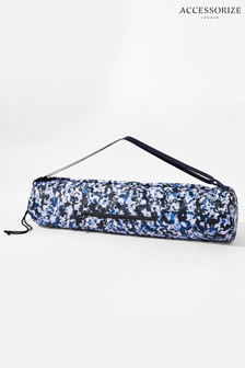 Accessorize Multi Yoga Mat And Carry Bag