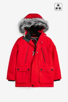 Red Parka (3-16yrs)