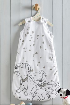 101 Dalmatians 2.5 Tog Sleep Bag