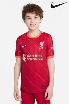 Nike Liverpool FC Stadium Home Football Shirt
