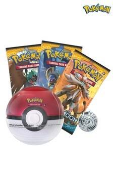The Ultimate Pokemon Poke Ball Trading Card Game