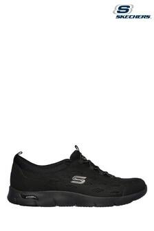 Skechers® Black Arch Fit Refine Trainers