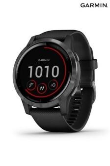 Garmin vívoactive® 4 GPS Black And Slate Smartwatch