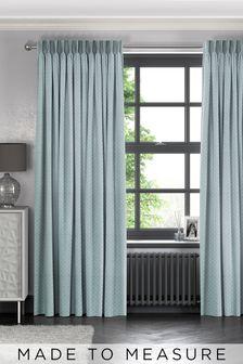 Leta Seafoam Green Made To Measure Curtains