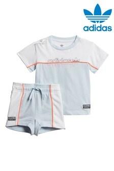 adidas Originals Infant R.Y.V T-Shirt And Short Set