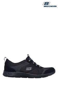 Skechers Black Arch Fit Refine Her Best Shoes