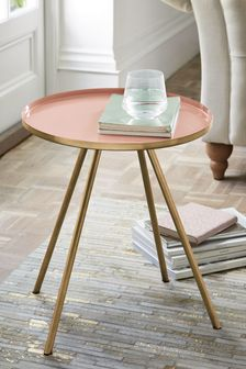 Pink Nina Side Table