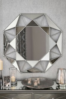 Faceted Mirror