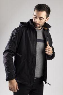 CAT® Black Mercury Soft Shell Jacket