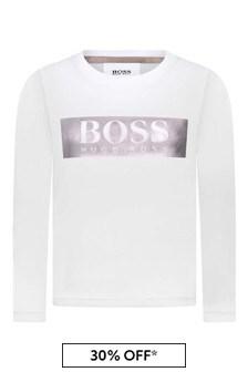 Girls Cotton Long Sleeve T-Shirt
