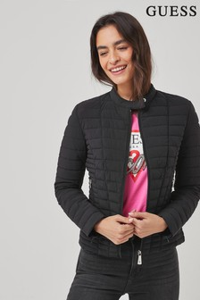 Guess Black Vona Puffer Jacket