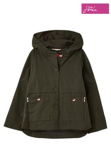 Joules Green Cicely New Utility Jacket