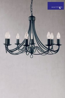 Candella 8 Light Chandelier by Searchlight