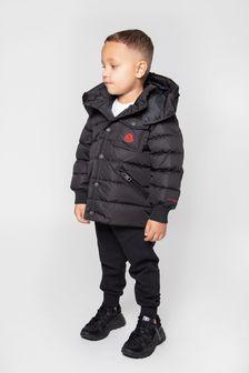 Boys Black Gaite Jacket