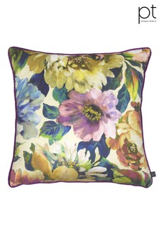 Secret Oasis Jewel Feather Cushion by Prestigious Textiles