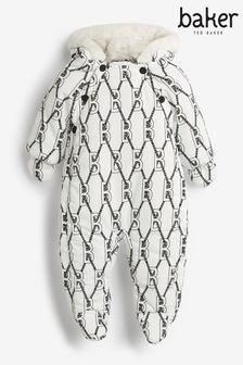 Baker by Ted Baker Monogram Snowsuit