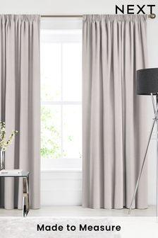 Soho Mauve Purple Made To Measure Curtains