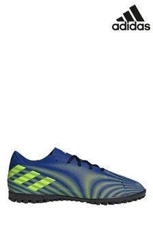 adidas Blue Nemeziz P4 Turf Football Boots