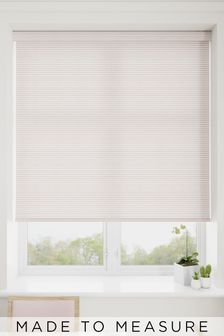 Prue Ruby Red Made To Measure Roller Blind