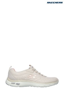 Skechers® Natural Empire D'Lux Spotted Trainers