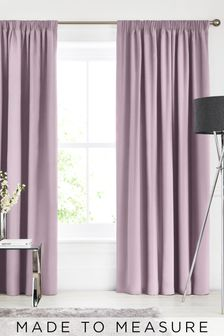 Soho Orchid Purple Made To Measure Curtains