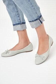 Sage Ballerina Shoes