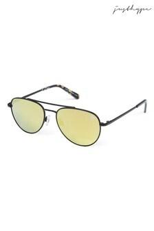 Hype. Sunflowers Pilot Sunglasses