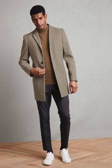 Oatmeal Epsom Coat