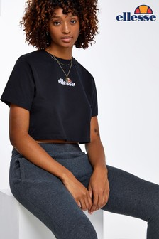 Ellesse Fireball Crop Top