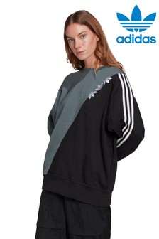 adidas Originals Adicolour Split Sweat Top